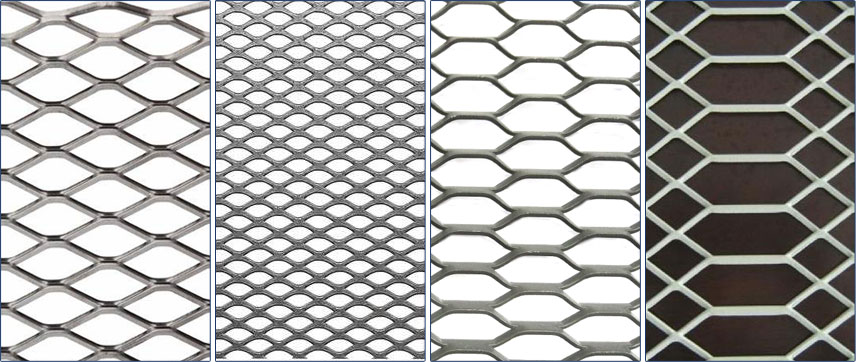 The Introduction of Expanded Metal Mesh