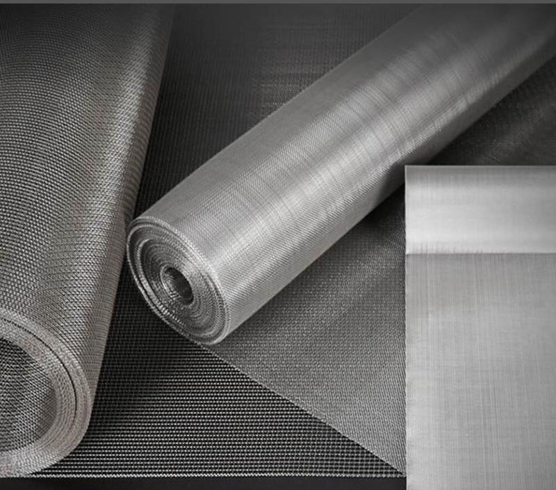 Duplex Stainless Steel Wire Mesh