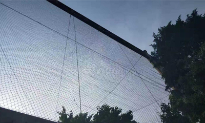 Stainless Steel Cable Mesh Is The Ideal Material For Zoo Construction