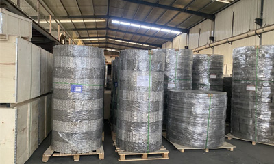 The Corrugated Wire Mesh Gauze Packing, One of the Commonly Used Wire Mesh Filter