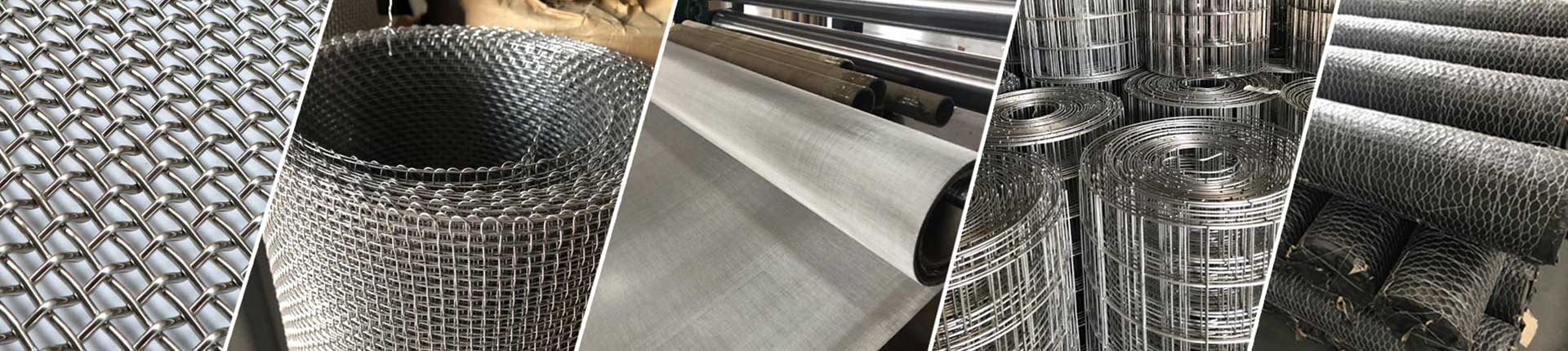 Stainless steel wire mesh and wire mesh deep-processed products