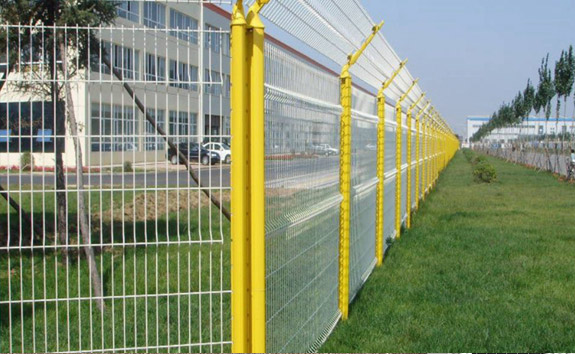 Metal Wire Mesh Fence