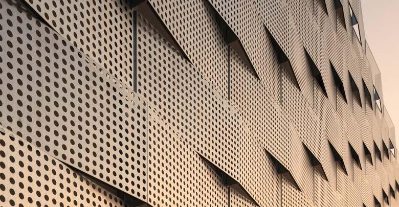 Decorative Perforated Metal