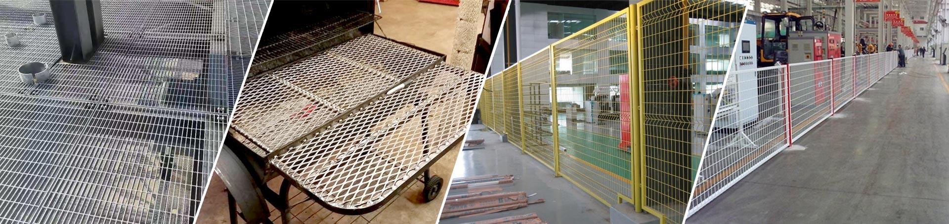 Industrial Facilities Construction Mesh
