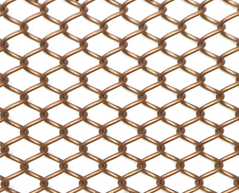Metal Coiled Mesh