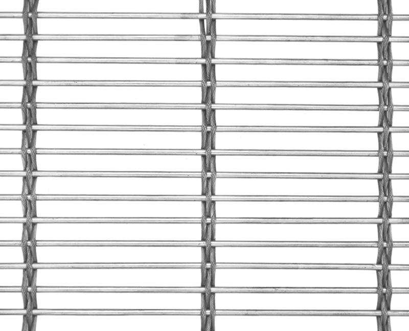 Cable-Rod Woven Mesh BZ-3810