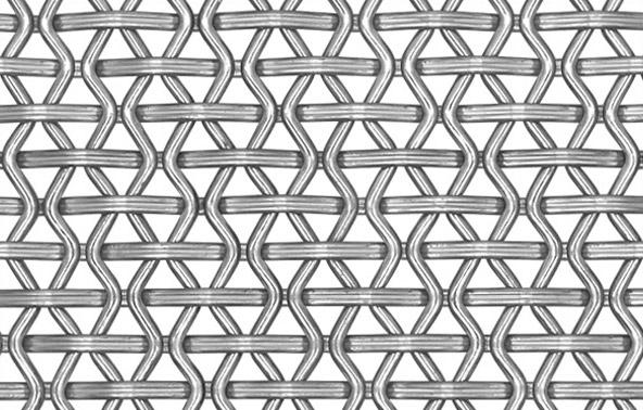 Decorative Woven Wire Mesh