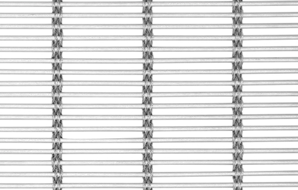 Cable-Rod Woven Mesh