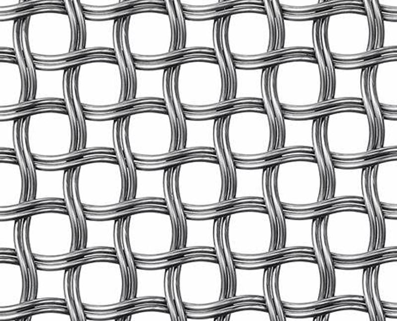 Woven  Wire Mesh BZ-F003