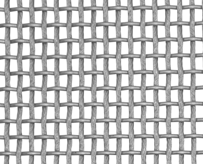 Cable-Rod Woven Mesh BZ-4525