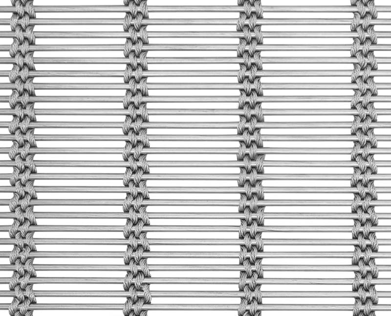 Cable-Rod Woven Mesh BZ-404