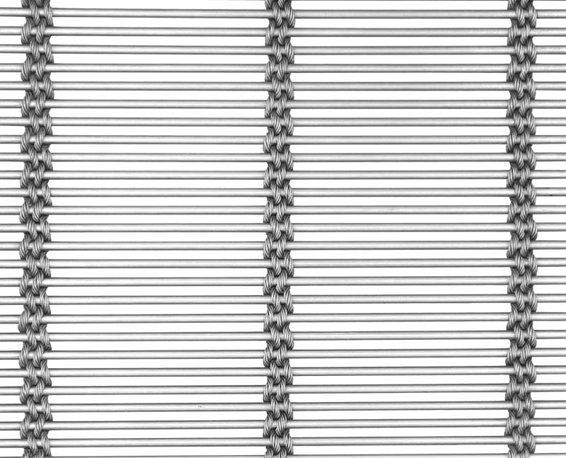 Cable-Rod Woven Mesh BZ-4810