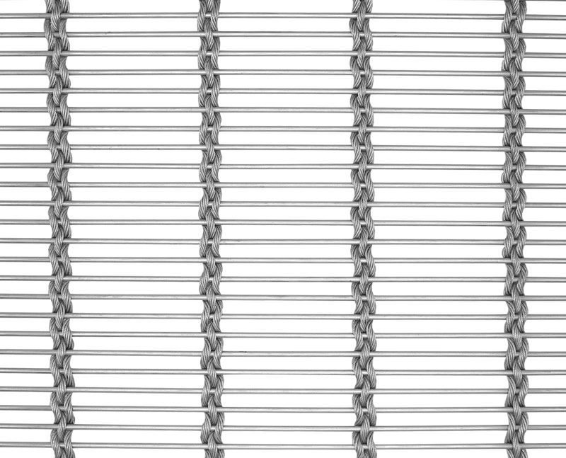 Cable-Rod Woven Mesh BZ-8311