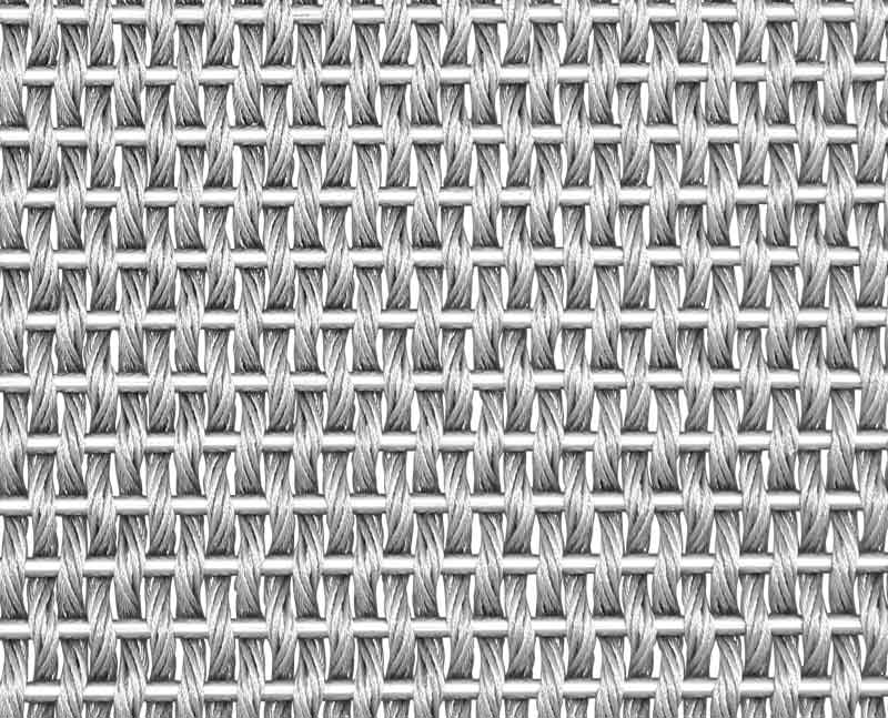 Cable-Rod Woven Mesh BZ-1720