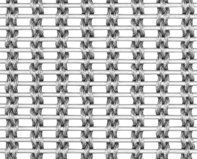 Cable-Rod Woven Mesh BZ-4212