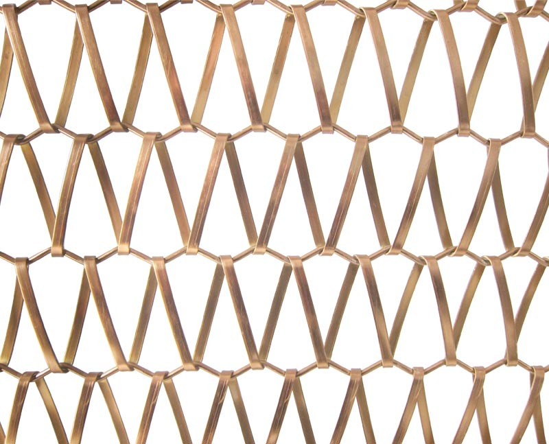 Sprial Woven Mesh BZ-7324T