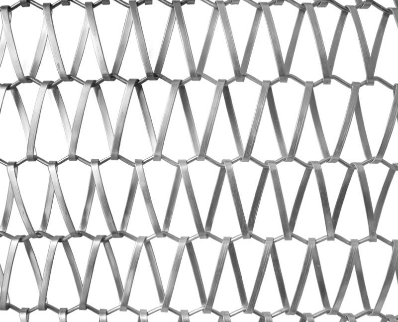 Sprial Woven Mesh BZ-7324