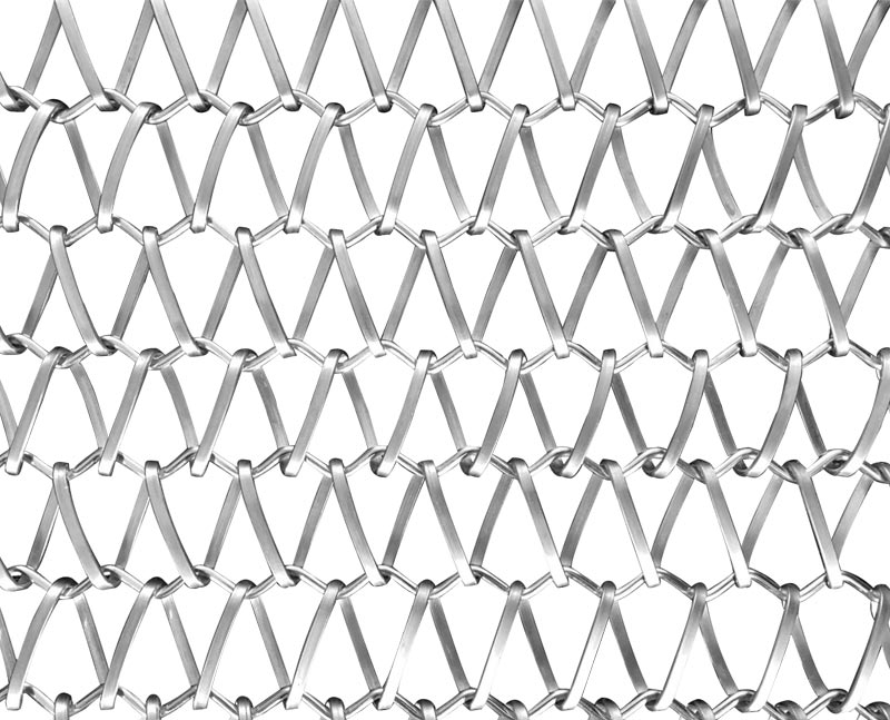 Sprial Woven Mesh BZ-3143