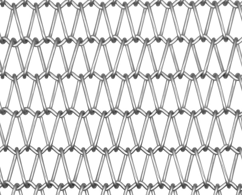 Sprial woven mesh BZ-2025W