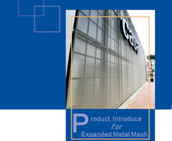 Expanded metal mesh introduction