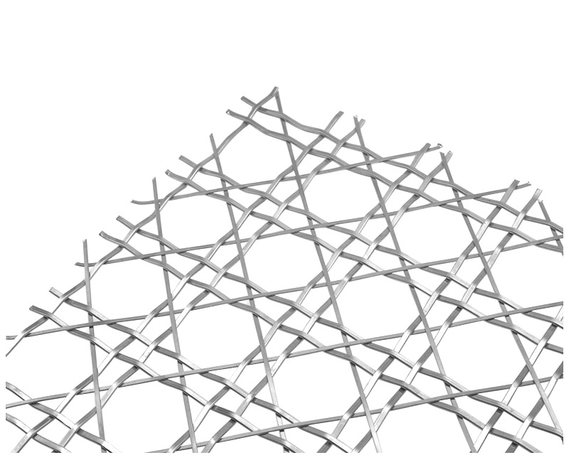 Woven  Wire Mesh BZ-F005