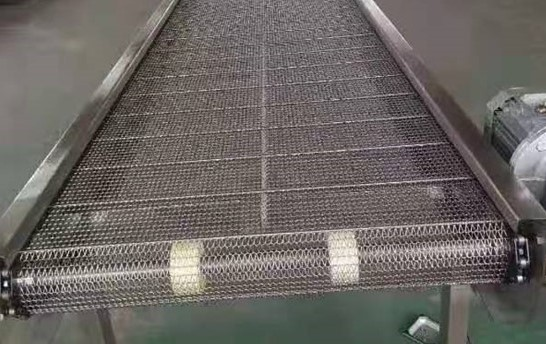Do you know the Common Causes of Stainless Steel Mesh Belt Slippage?
