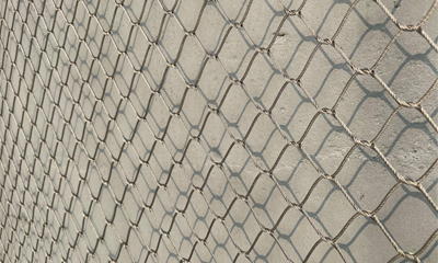 The Measurement of Hand-Woven Stainless Steel Cable Mesh