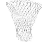 Stainless steel cable mesh bags
