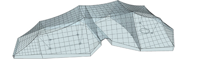 design of aviary mesh