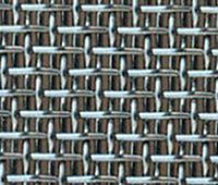 Five-Heddle Woven Wire Mesh
