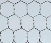 Stainless Steel Hexagonal Wire Mesh